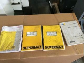 Fresadora YCM Supermax V 168 A, A.  1998-14