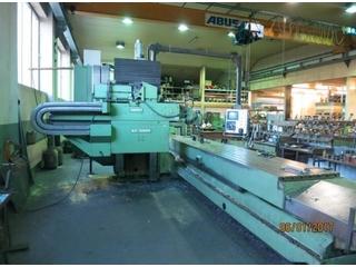 Zayer KF 5000 CNC 4700 Bed fresadora-1