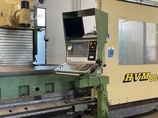 Anayak HMV 6000 Bed fresadora-8