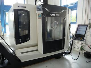 Fresadora DMG CMX 70 U-0