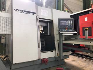 Torno DMG CTV 250 V3-2