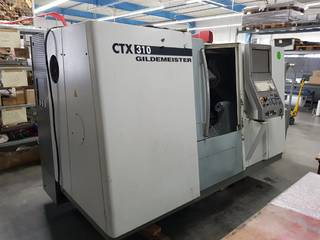 Torno DMG CTX 310 V3-0