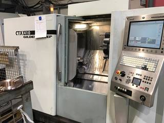Torno DMG CTX 410 V6-0