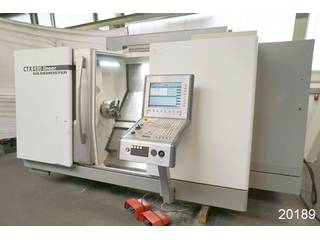 Torno DMG CTX 420 linear-0