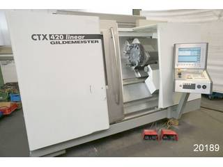 Torno DMG CTX 420 linear-1