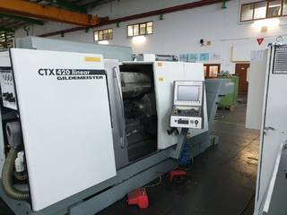 Torno DMG CTX 420 linear V6-0