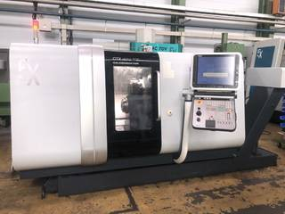 Torno DMG CTX alpha 500 V6-0