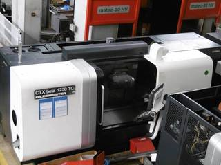 Torno DMG CTX Beta 1250 TC-0