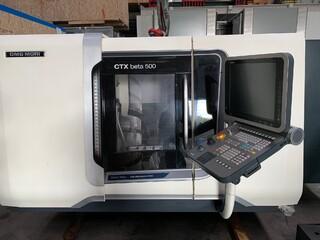 Torno DMG CTX beta 500 V4-5