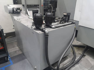 Fresadora DMG DMC 200 U, A.  2001-4