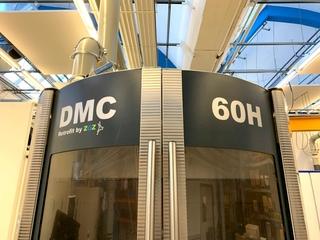 Fresadora DMG DMC 60 H-13