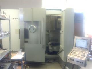 Fresadora DMG DMC 60 T, A.  2007-0