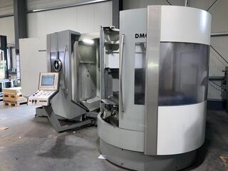 Fresadora DMG DMC 60 T RS 3-7
