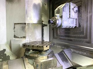 Fresadora DMG DMC 80 H doubock-2