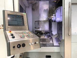 Fresadora DMG DMC 80 H doubock-5