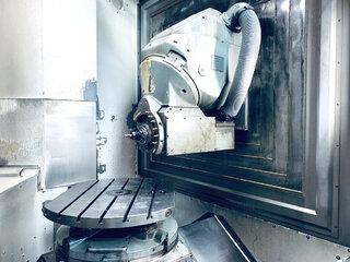 Fresadora DMG DMC 80 U doublock, A.  2006-4