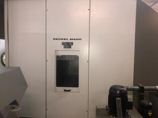 Fresadora DMG DMF 220, A.  2001-5