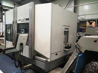Fresadora DMG DMF 220 Linear, A.  2007-0