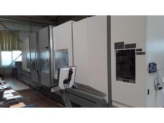 DMG DMF 500 linear Centro de Mecanización, Fresadoras, A.  2006-0