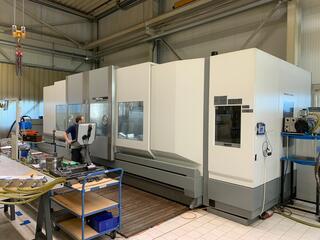 DMG DMF 500 linear Centro de Mecanización, Fresadoras, A.  2006-9