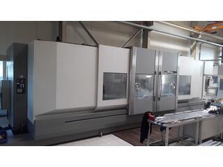 DMG DMF 500 linear Centro de Mecanización, Fresadoras, A.  2006-1