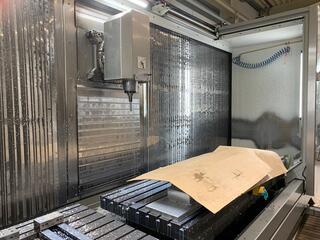 DMG DMF 500 linear Centro de Mecanización, Fresadoras, A.  2006-4