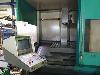 Fresadora DMG DMU 125 T, A.  1999-6