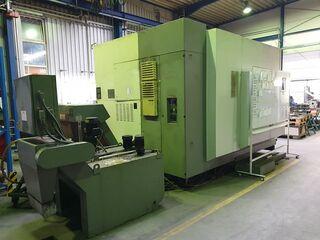 Fresadora DMG DMU 125 T, A.  1999-7