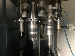 Fresadora DMG DMU 210 P, A.  2010-5