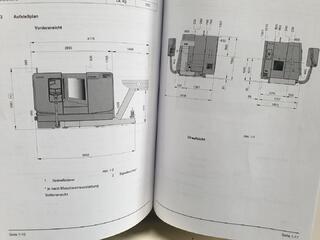 Torno DMG Gildemeister CTX 450 ecoline-4
