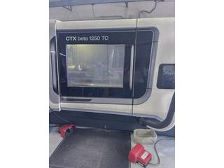 Torno DMG Mori CTX beta 1250 TC-1