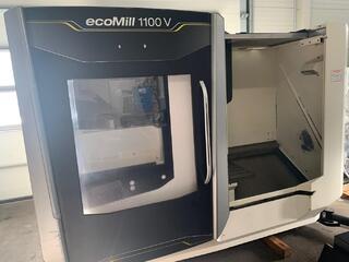 Fresadora DMG MORI ecoMill 1100 V, A.  2015-0