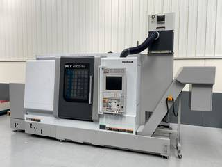Torno DMG MORI NLX 4000 BY/750-1