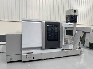 Torno DMG MORI NLX 4000 BY/750-2