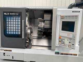 Torno DMG MORI NLX 4000 BY/750-6
