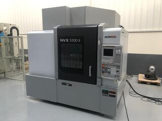 Fresadora DMG Mori NVX 5100 II / 40 RV, A.  2013-11