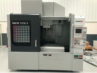 Fresadora DMG Mori NVX 5100 II / 40 RV, A.  2013-2