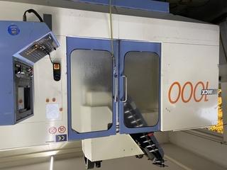 Fresadora FAMUP MCX 1000-0