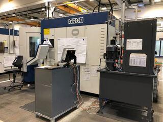 Fresadora Grob G 350, A.  2012-3
