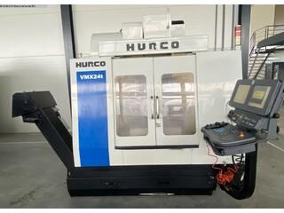 Fresadora Hurco VMX 24 T-0