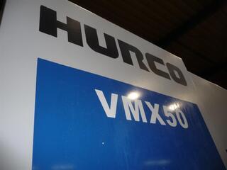 Fresadora Hurco VMX 50 /40 T NC Schwenkrundtisch B+C axis-1