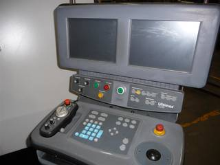 Fresadora Hurco VMX 50 /40 T NC Schwenkrundtisch B+C axis-2
