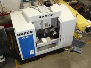 Fresadora Hurco VMX 50 /40 T NC Schwenkrundtisch B+C axis-6