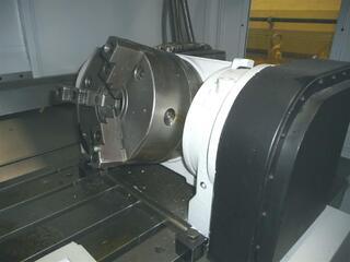 Fresadora Hurco VMX 50 /40 T NC Schwenkrundtisch B+C axis-7