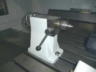 Fresadora Hurco VMX 50 /40 T NC Schwenkrundtisch B+C axis-8
