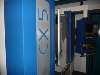 Fresadora Huron CX 5 -4