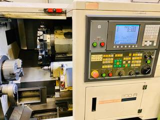 Torno Hwacheon Hi-Tech 200A MC-1