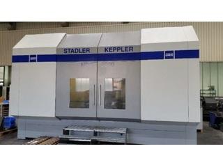Fresadora Keppler HDC 3000, A.  2010-0