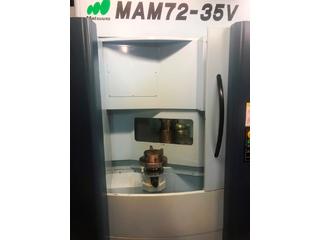 Fresadora Matsuura MAM 72 35V, A.  2014-14