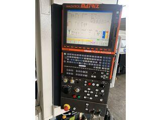 Fresadora Mazak Variaxis 500-5X II, A.  2007-9